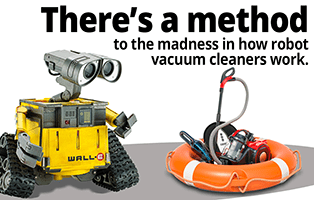 Every technology has nuances and we try to help you to choose the good robotic vacuum.